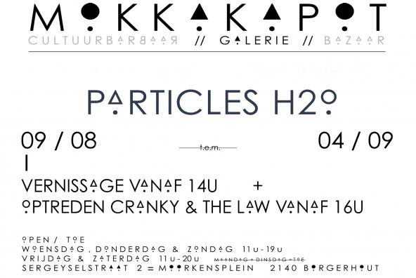 particles h2o